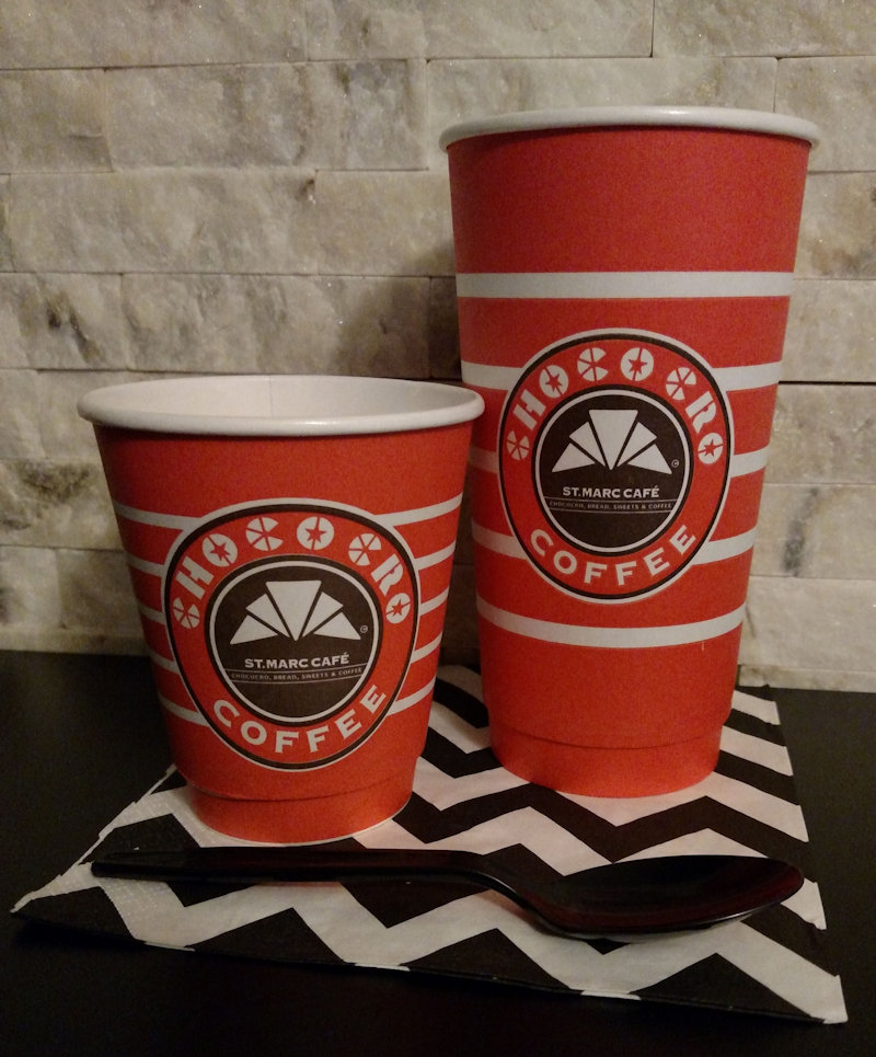 double wall hot cup